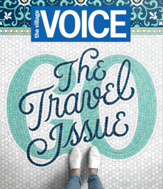 GO: The Travel Issue by Nick Misani for the Village Voice