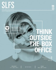 SLFS Campaign : Think Outside The Box Office