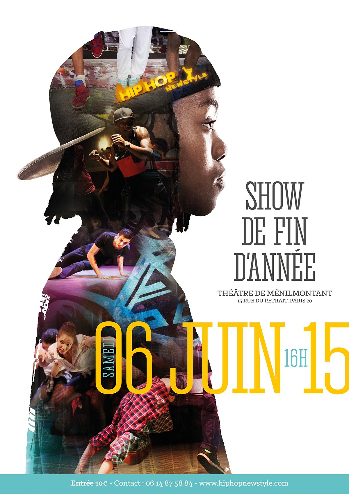 hip hop poster design on inspirationde