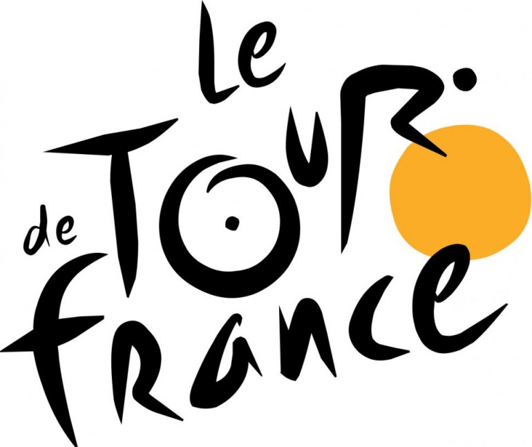 The story of the Tour de France logo