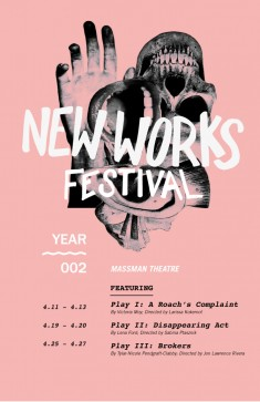 New Works Festival
