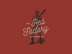 Red Factory – Logo Template