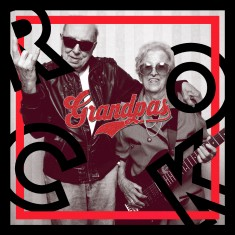"Created for a Spotify Playlist called ""Rock Grandpas"". This is a playlist with great ..."
