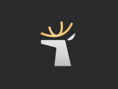 Deer Logo by Rose Liang