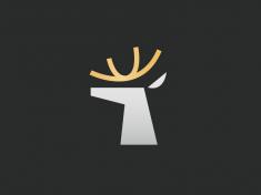 Deer Logo by Rose Liang