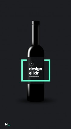 Design Elixir by Nguyen Le