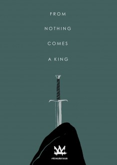 From Nothing Comes A King by Stefan Katanic