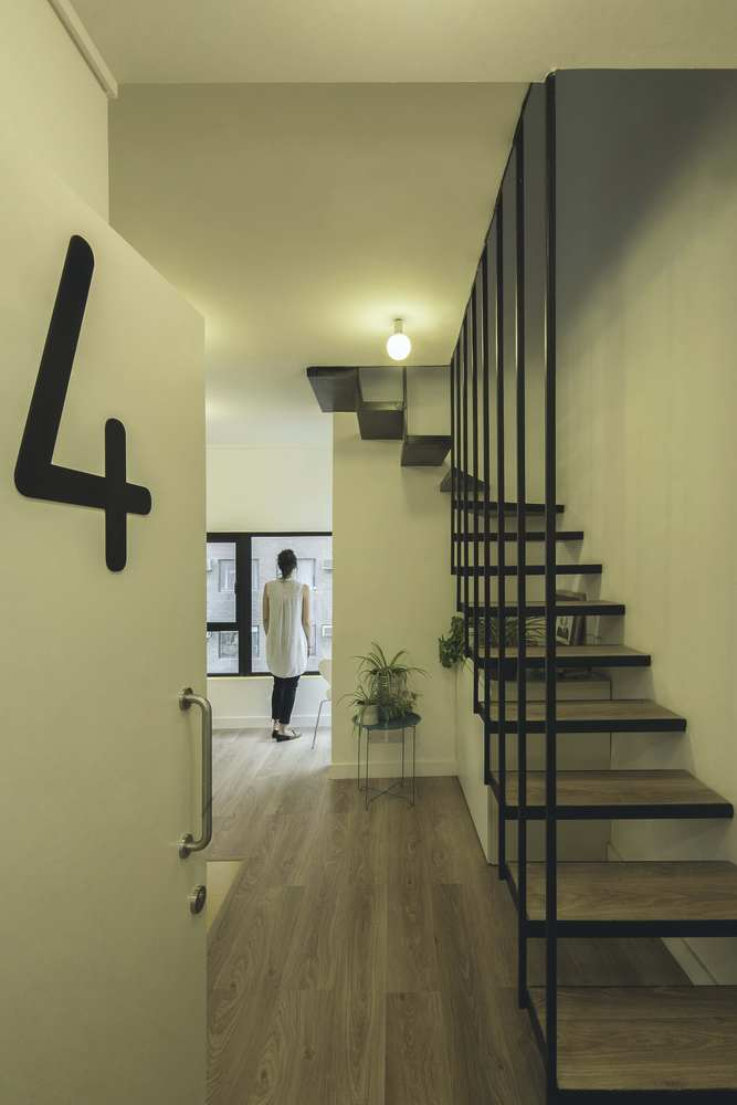 Apartment Building La Juliana / ipiña+nieto architects