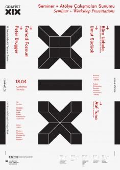 Grafist XIX Poster design