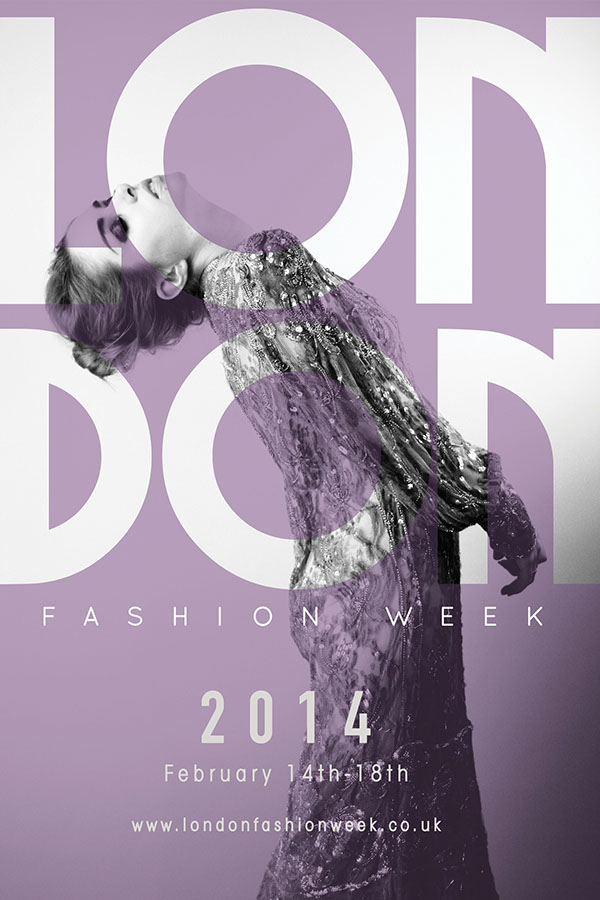 London Fashion Week Poster