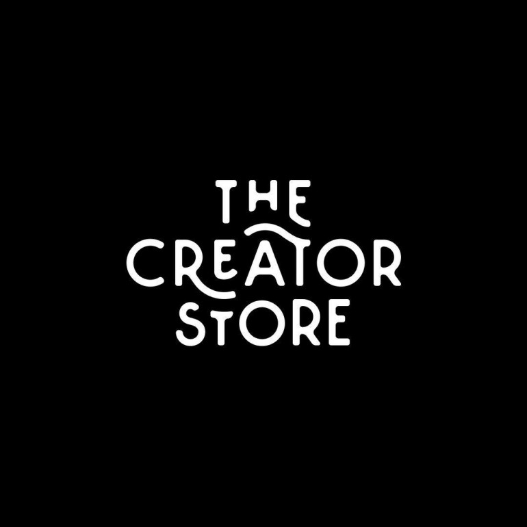 Logo design for The Creator Store