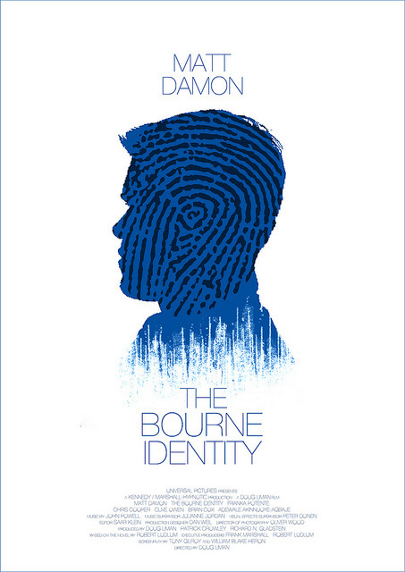 The Bourne Identity by Owain Wilson