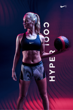 Nike 'HYPERCOOL Frequency' Campaign – Summer 2016