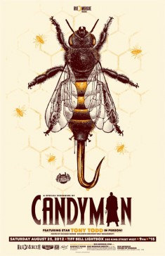 Candyman Alternative Poster