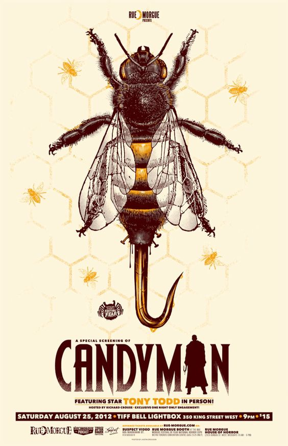 Candyman Alternative Poster