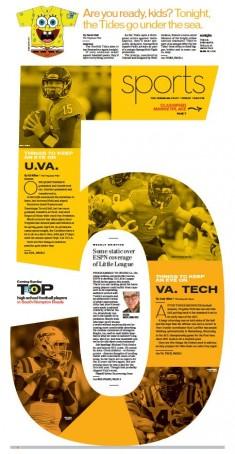 Sports Magazine, Aug. 7, 2015