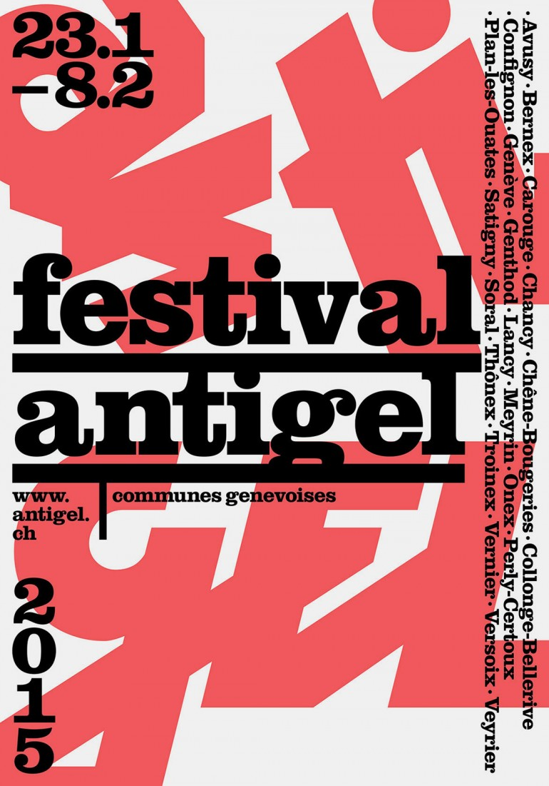 Festival Antigel 2015