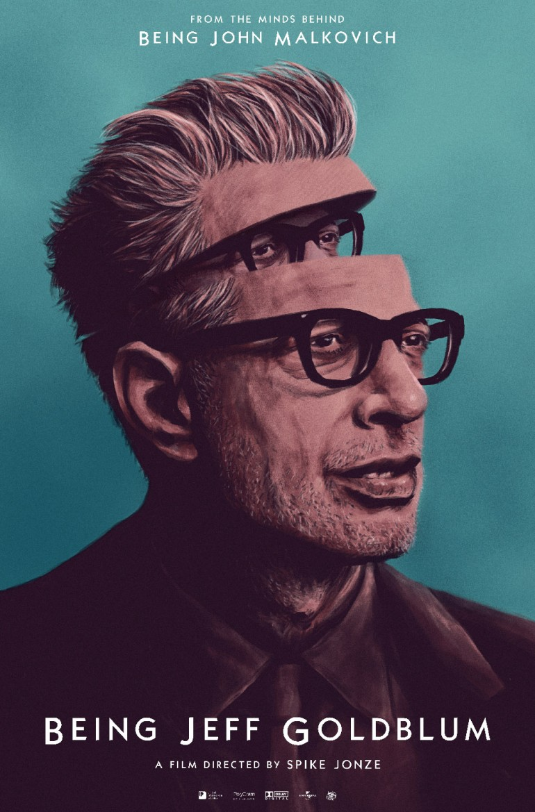 Being Jeff Goldblum by Austin James