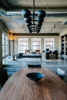 Amazing Transformation of a 1924 Los Angeles Warehouse