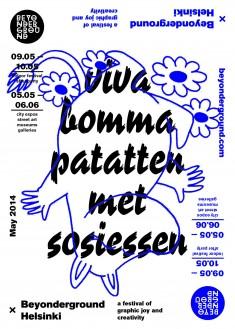 Beyonderground Identity / Poster Design