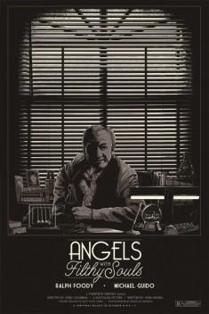 Matt Ryan – Angels With Filthy Souls poster