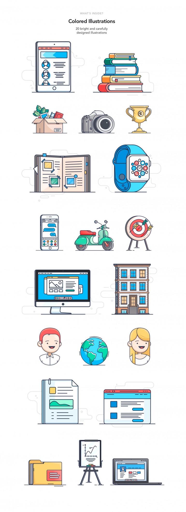 Juicy Illustrations
