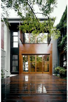 U house / NDA
