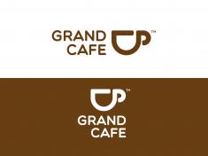 GrandCafe Logo design