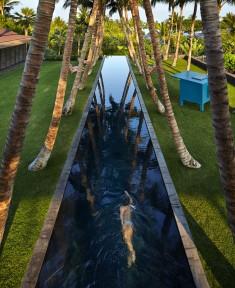 Tropical Hawaiian Pavilions