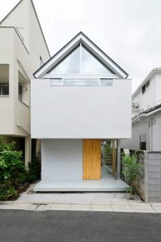 Hiroyuki Shinozaki Architects, Hironori Tomino · House J