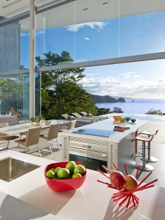 Indios Desnudos Retreat Designed to Enjoy Outdoor Living and the Views