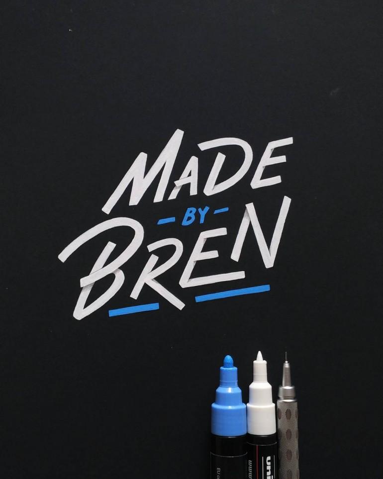 Commission work for Brendan, Australia