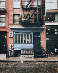 SoHo, Manhattan – Living in a dream