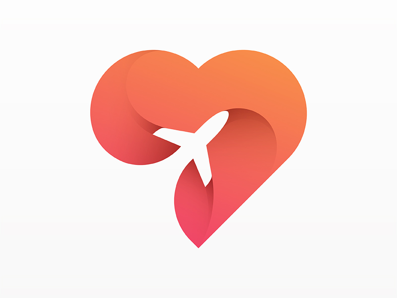 Love travel by Yoga Perdana