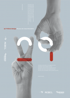 MCB Poster – 29th Design Award – Gustavo Kone