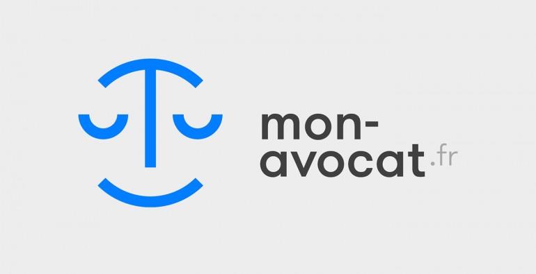 Mon avocat – Brand design