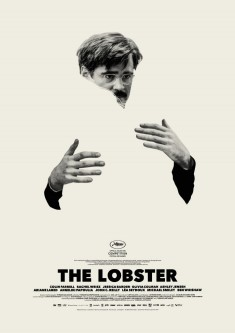The Lobster Poster design