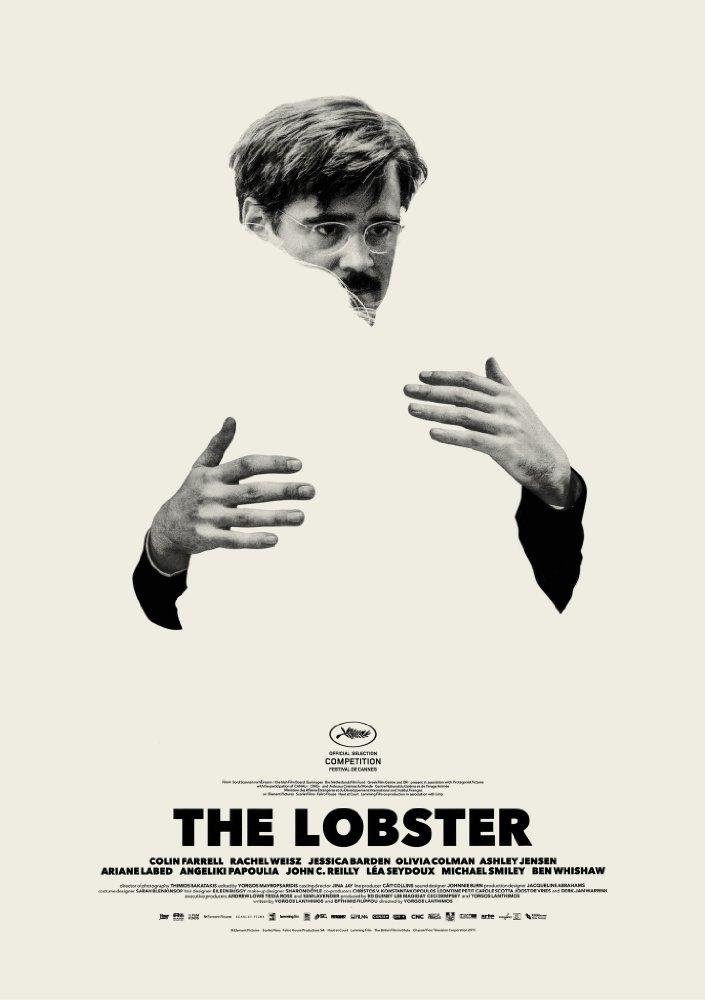 The Lobster Poster design