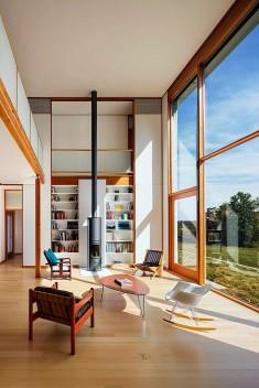New Pennsylvania Farmhouse by Cutler Anderson Architects