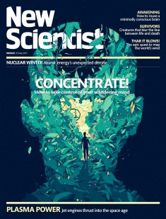 NewScientist – Cover Illustration