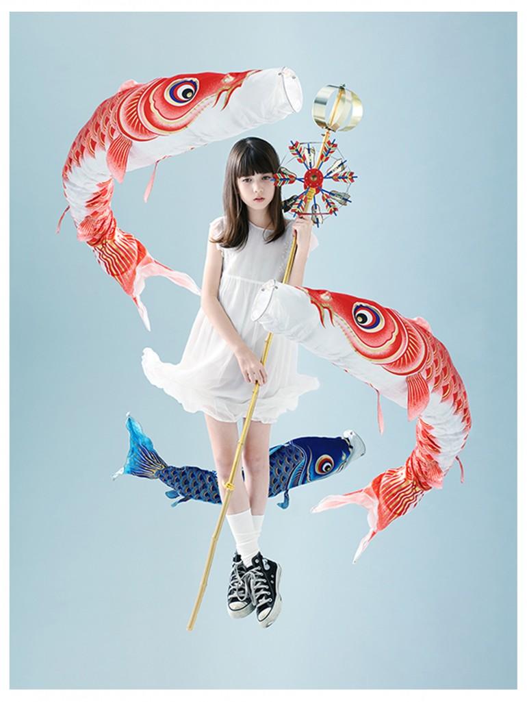 """Mikoshima Kikuni """"IMPOSSIBLE GIRL"""""""