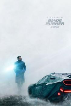 Ryan Gosling's Collar Blade Runner poster