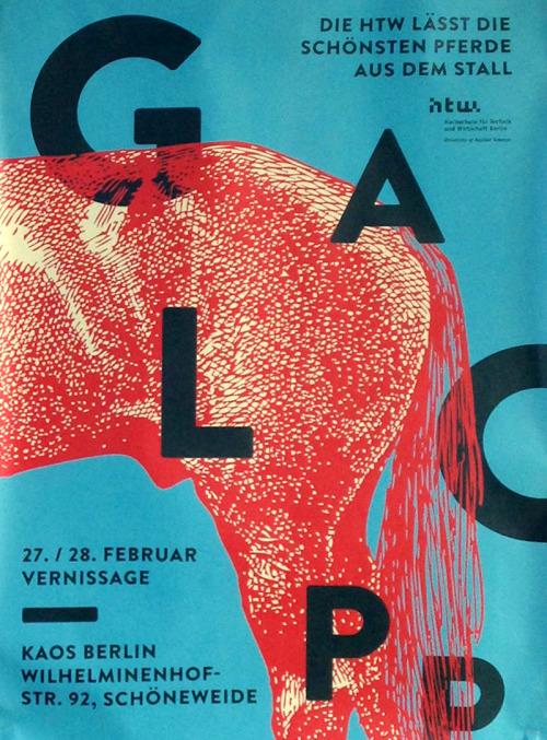Galopp Vernissage at Kaos Berlin