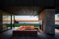 Private Retreat Designed for Experiencing the Passage from Forest to Sea
