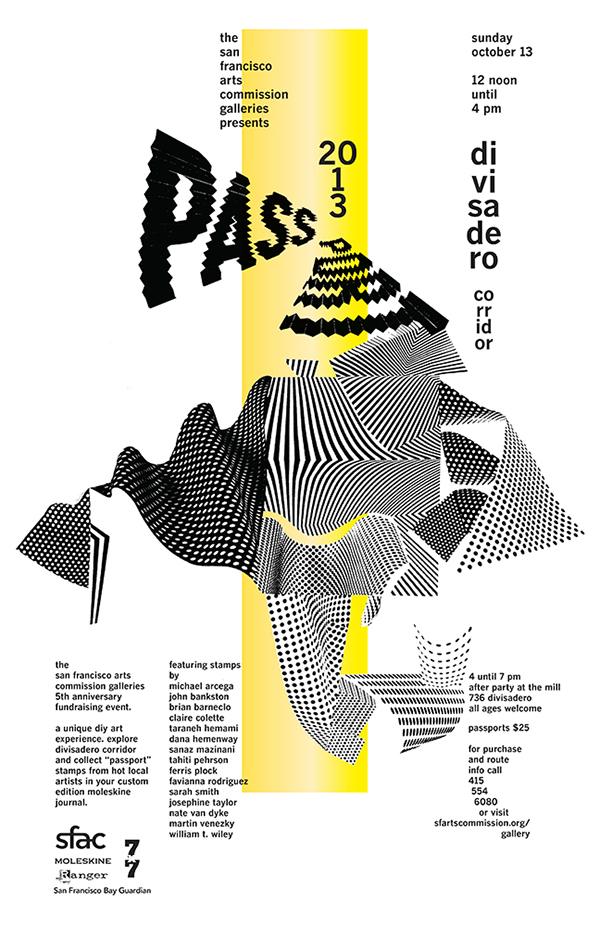 SFAC Passport 2013