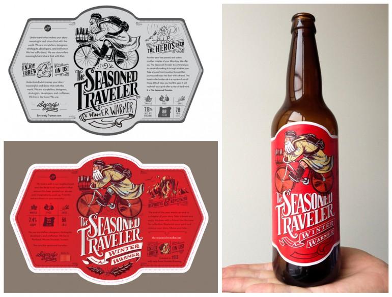 The Seasoned Traveler Ale