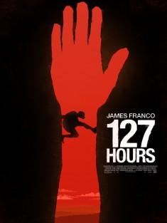 127 hours Poster by Szymon Fischer