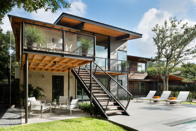Alta House: Renovation of 1952 Residence in San Antonio, Texas