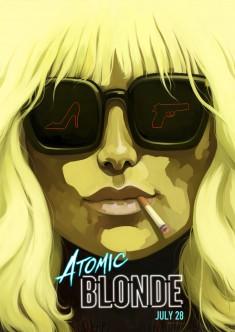 Atomic Blonde by Pedro Moya González
