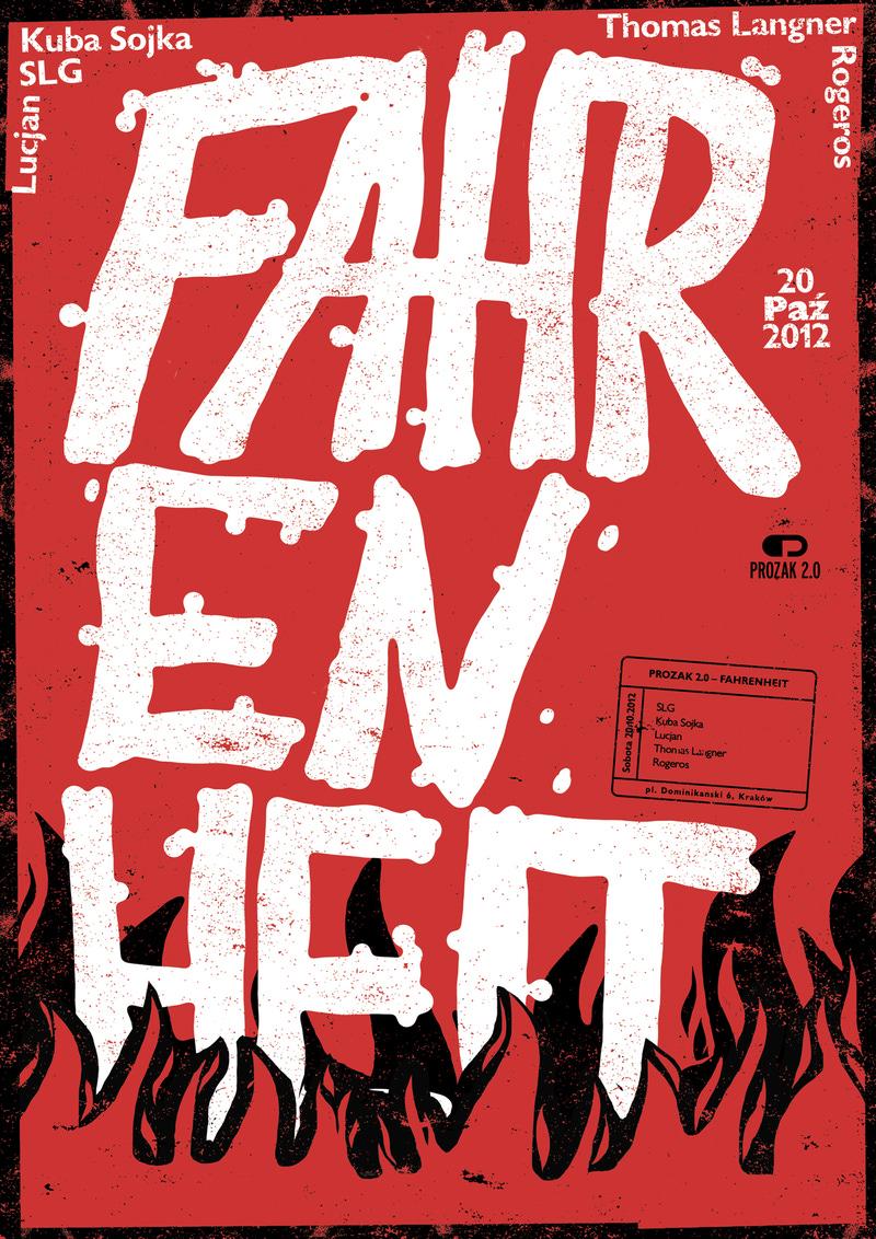 Fahrenheit Poland 2012